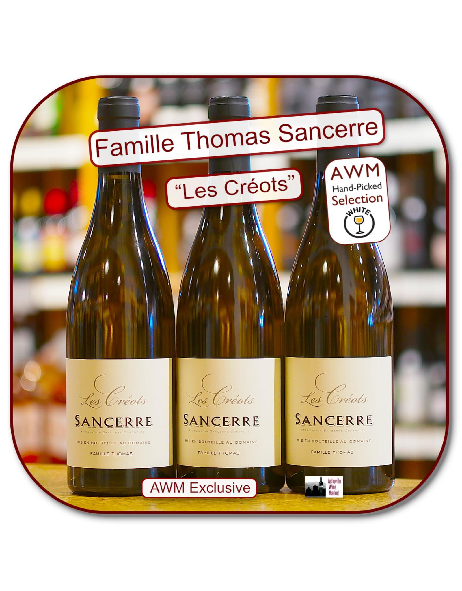 Sauvignon Blanc Famille Thomas Les Creots Sancerre 18