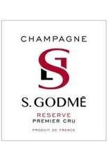 Sparkling - Champagne Sabine Godme Brut Reserve Premier Cru Champagne