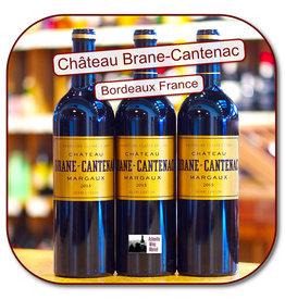 Bordeaux Blend Ch Brane Cantenac Margaux 15