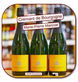 Sparkling - France Claude Manciat Cremant de Bourgogne Blanc NV
