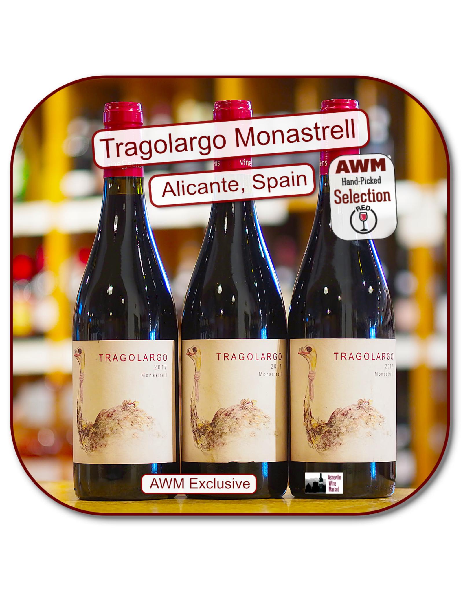 Monastrell Tragolargo Monastrell 19