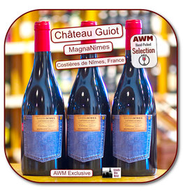 Rhone Blend - GSM Chateau Guiot Magnanimes Rouge 16