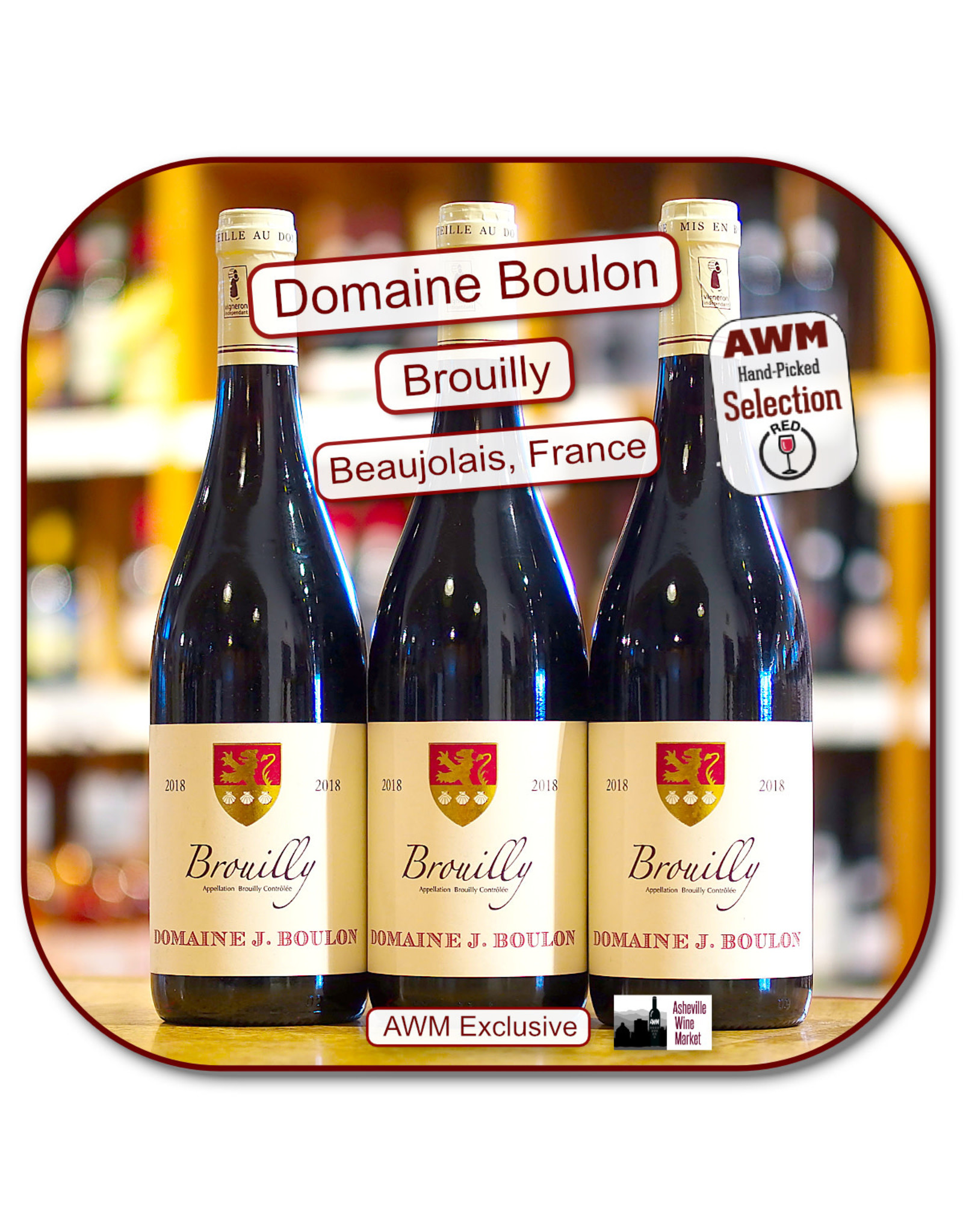 Gamay Boulon Brouilly 19