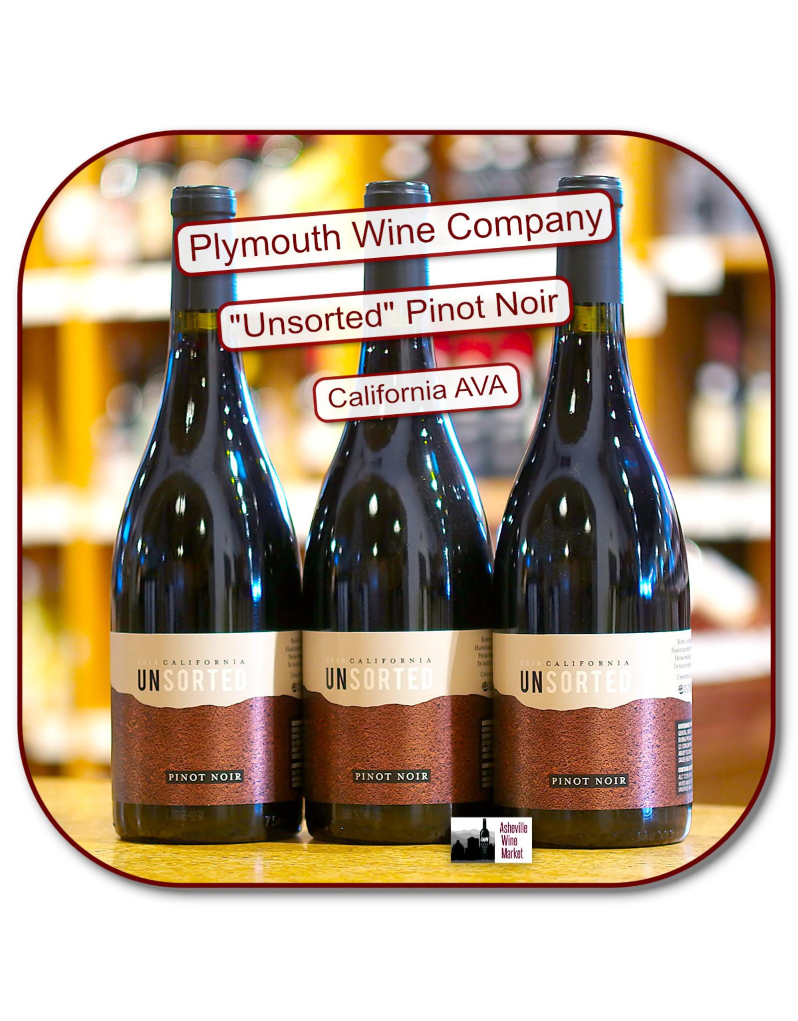 Pinot Noir Unsorted Pinot Noir 18
