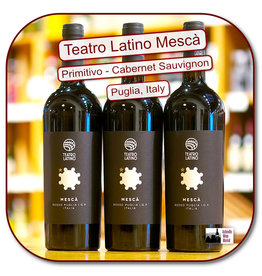 Red Blend - Europe Teatro Latino Mesca Rosso Puglia 17