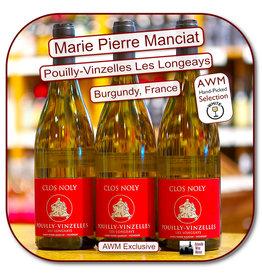 Chardonnay Claude Manciat -- Clos Noly Les Longeays Pouilly Vinzelles 19