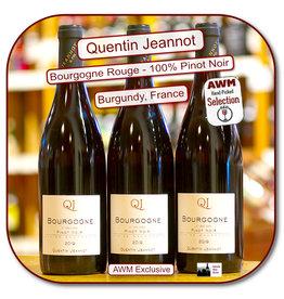 Pinot Noir Q Jeannot Bourgogne PN 19