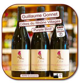 Rhone Blend - GSM G Gonnet Cotes du Rhone Villages Le Hardi 19