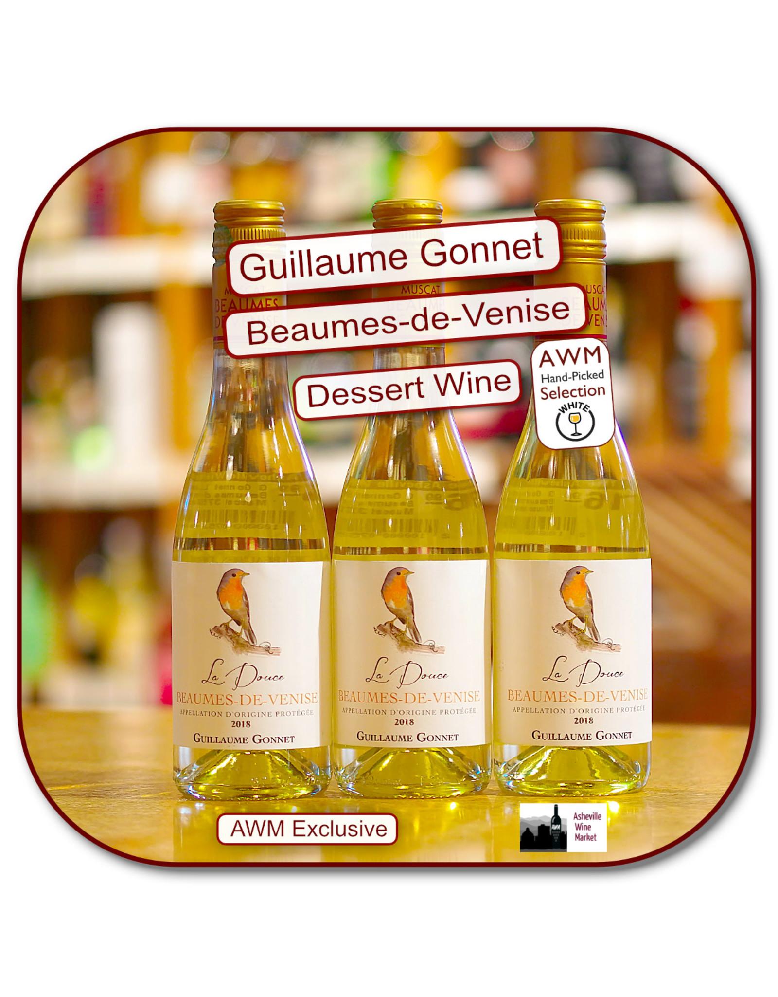 Dessert - Fortified G Gonnet La Douce Beaumes de Venise Sweet Muscat 375ml