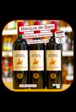 Bordeaux Blend Marquis de Bern Bordeaux Superieur 16