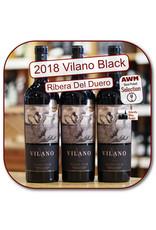 Tempranillo Vina Vilano Black 18