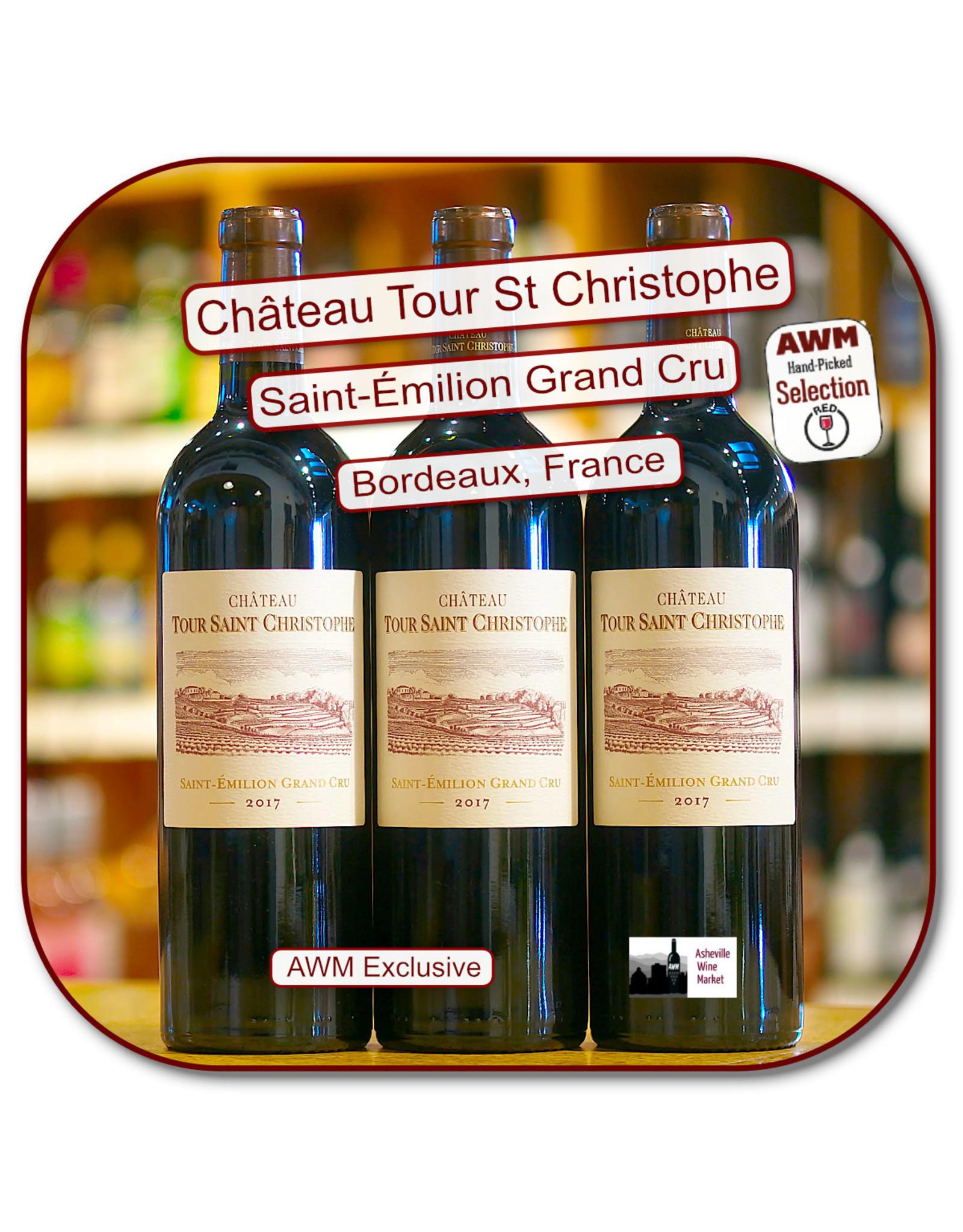 Bordeaux Blend Tour St. Christophe Saint Emilion Grand Cru 17