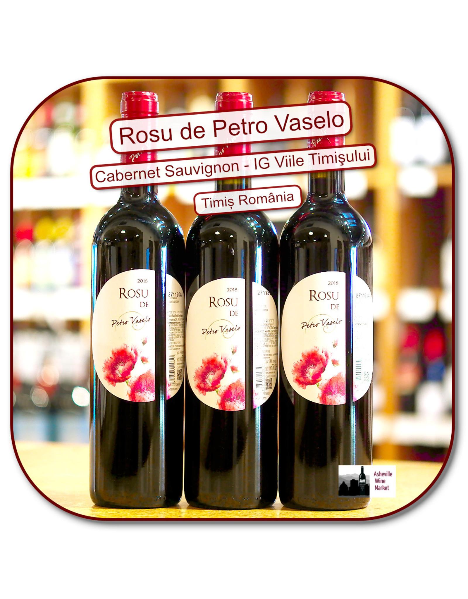 Cabernet Sauvignon Petro Vaselo Rosu Cabernet Sauvignon 19