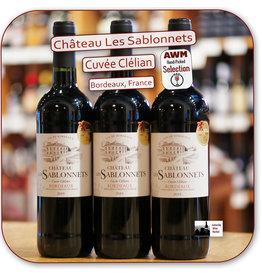 Bordeaux Blend Ch Les Sablonnets 19