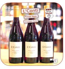Pinot Noir L'Conti Pinot Noir 18