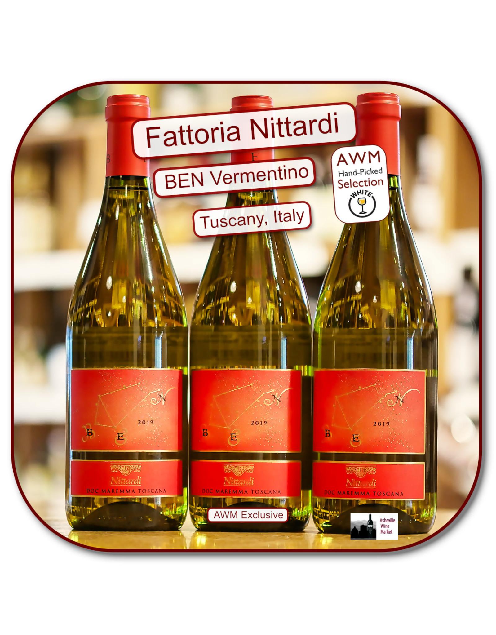 White Blend - Europe Nittardi  Vermentino BEN D.O.C. Maremma Toscana