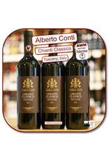 Red Blend - Europe Alberto Conti Chianti Classico 18