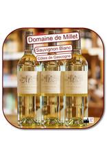 Sauvignon Blanc Millet Sauvignon Blanc Cotes de Goscogne 20