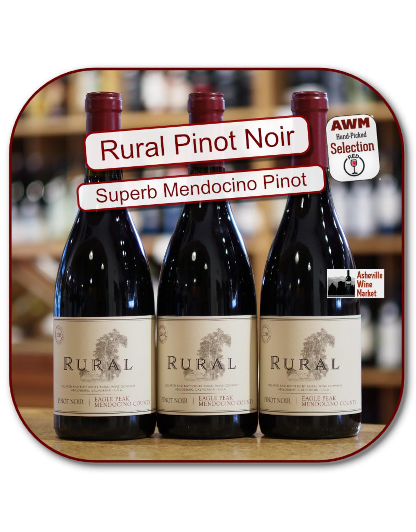 Pinot Noir Rural Pinot Noir 18