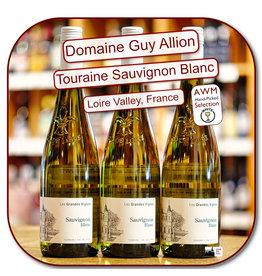 Sauvignon Blanc Guy Allion Les Grandes Vignes Touraine SB 19