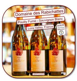 Sauvignon Blanc Domaine des Rabichattes Pouilly Fume 18