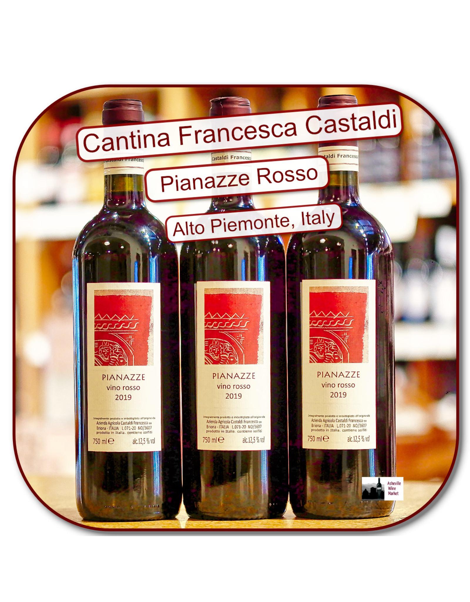 Nebbiolo Francesca Castaldi Pianazze Rosso 19