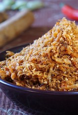 Bai Yi Xiang * 蓮廚/百一香 (BYX) Vegan Crispy Dry Soy-Burdock*(蓮廚) 牛蒡菜酥