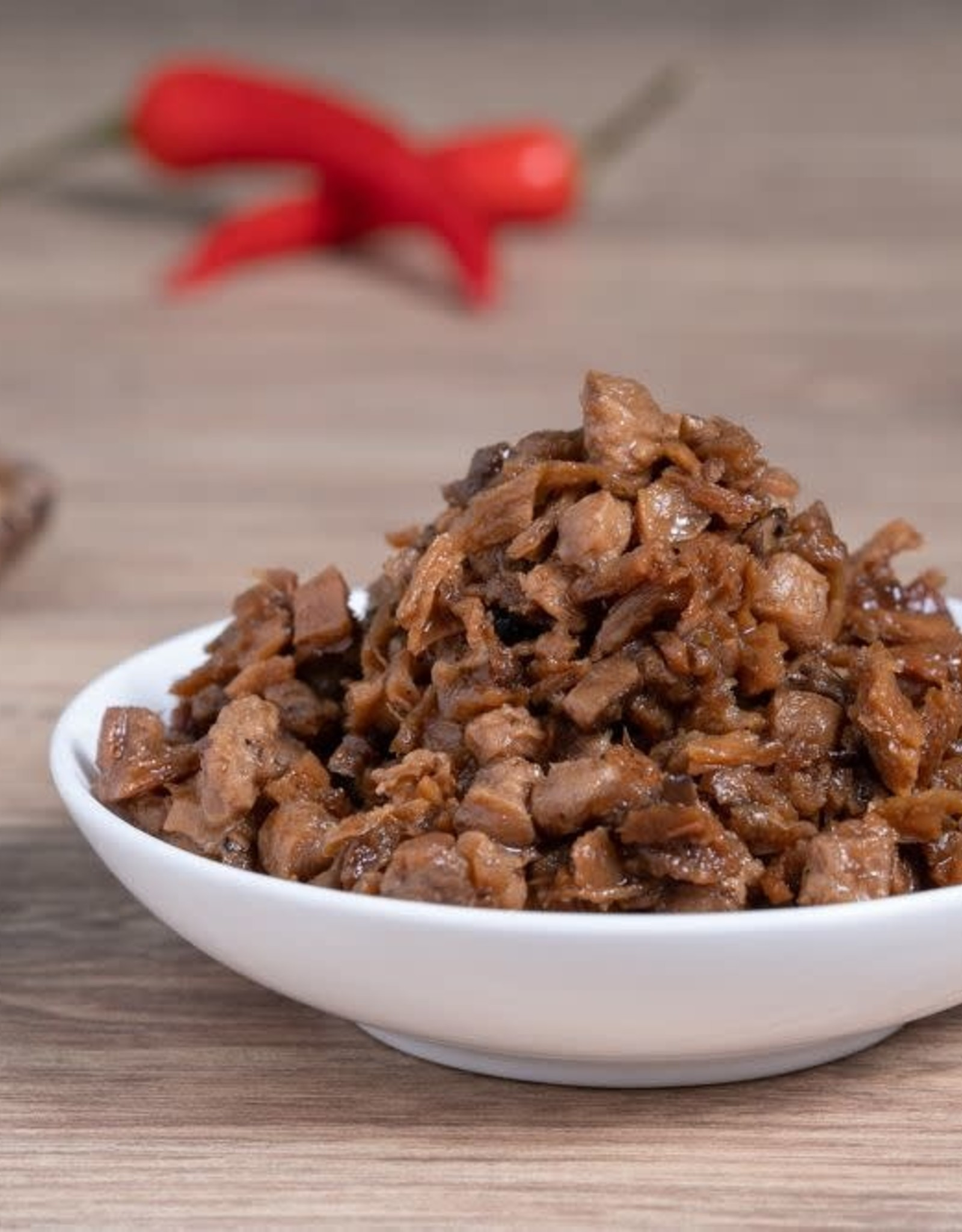Bai Yi Xiang * 蓮廚/百一香 (BYX) Vegan Mushroom Ground Pork*(蓮廚) 香菇素燥