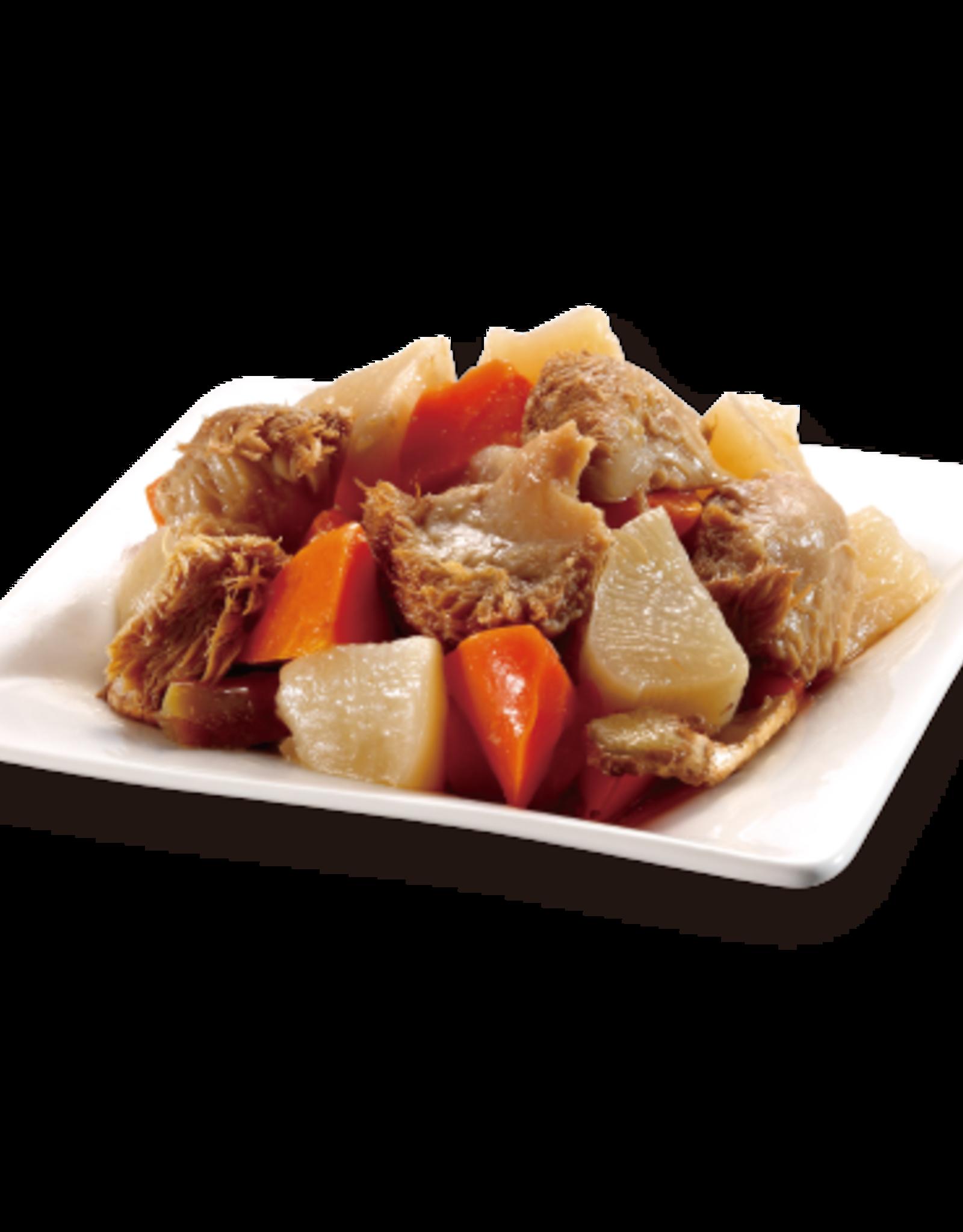 Bai Yi Xiang * 蓮廚/百一香 (BYX) Vege Sesame Oil Hericium Erinaceus*(蓮廚) 蛋素麻油猴頭菇