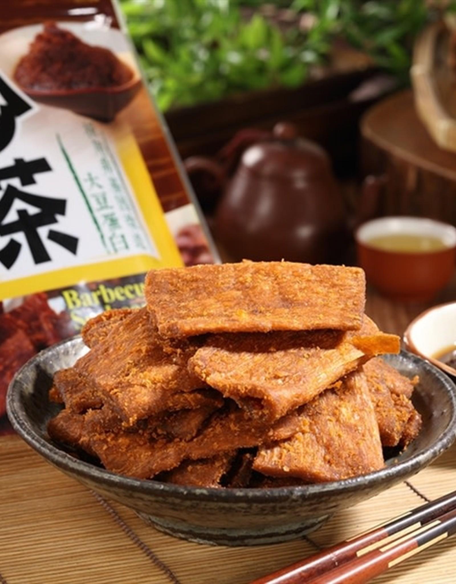 Fu Kuei Hsiang * 富貴香 (FKH) Vegan BBQ Sauce Soybean Slice*(富貴香) 沙茶燒肉干