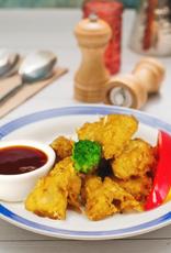 Vegefarm * 松珍 (VF) Vegan Salty Chicken Chunk (S)*(松珍) 無奶蛋香酥肉 (S)