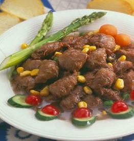 Vegefarm * 松珍 (VF) Vege Beef Chunk (S)*(松珍) 素燉牛肉 (S)