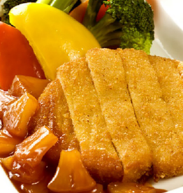 Vegefarm * 松珍 (VF) Vege Crispy Chicken Patty (S)*(松珍) 素黃金酥排 (S)
