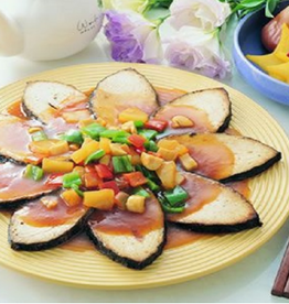 Vegefarm * 松珍 (VF) Vege Sliced Tuna Roll*(松珍) 素土魠火腿