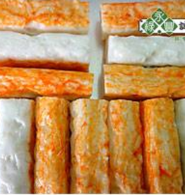 Forever Health * 永祿豐 (FH) Vegan Crab Stick (S)*(永祿豐) 蟹肉棒 (S)
