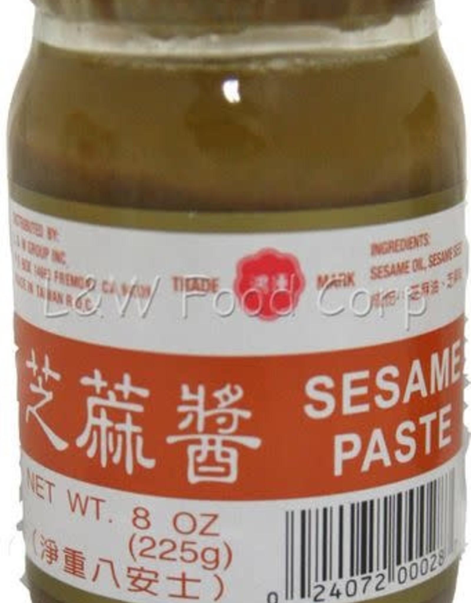 (LW) Vegan Sesame Paste*(鴻運) 芝麻醬