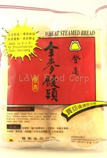 (LW) Wheat Steamed Bread*(登高) 全麥饅頭