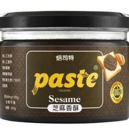 (UK) Vegan Black Sesame Paste*(焙司特) 芝麻香酥抹醬