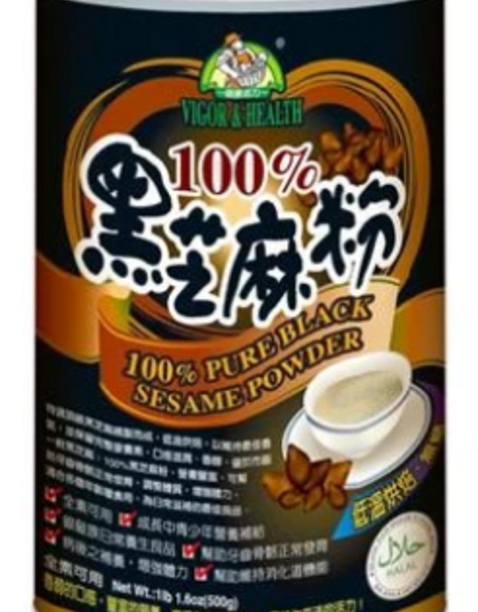 (UK) Vegan Black Sesame Powder*(有機廚坊) 黑芝麻粉