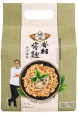 (UK) Vege Village Dry Noodles With Basil and Clam Flavor*(福忠) 眷村醬麵-塔香鮮味