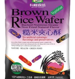 (UK) Vegan Brown Rice Wafer*(有機廚坊) 糙米夾心酥