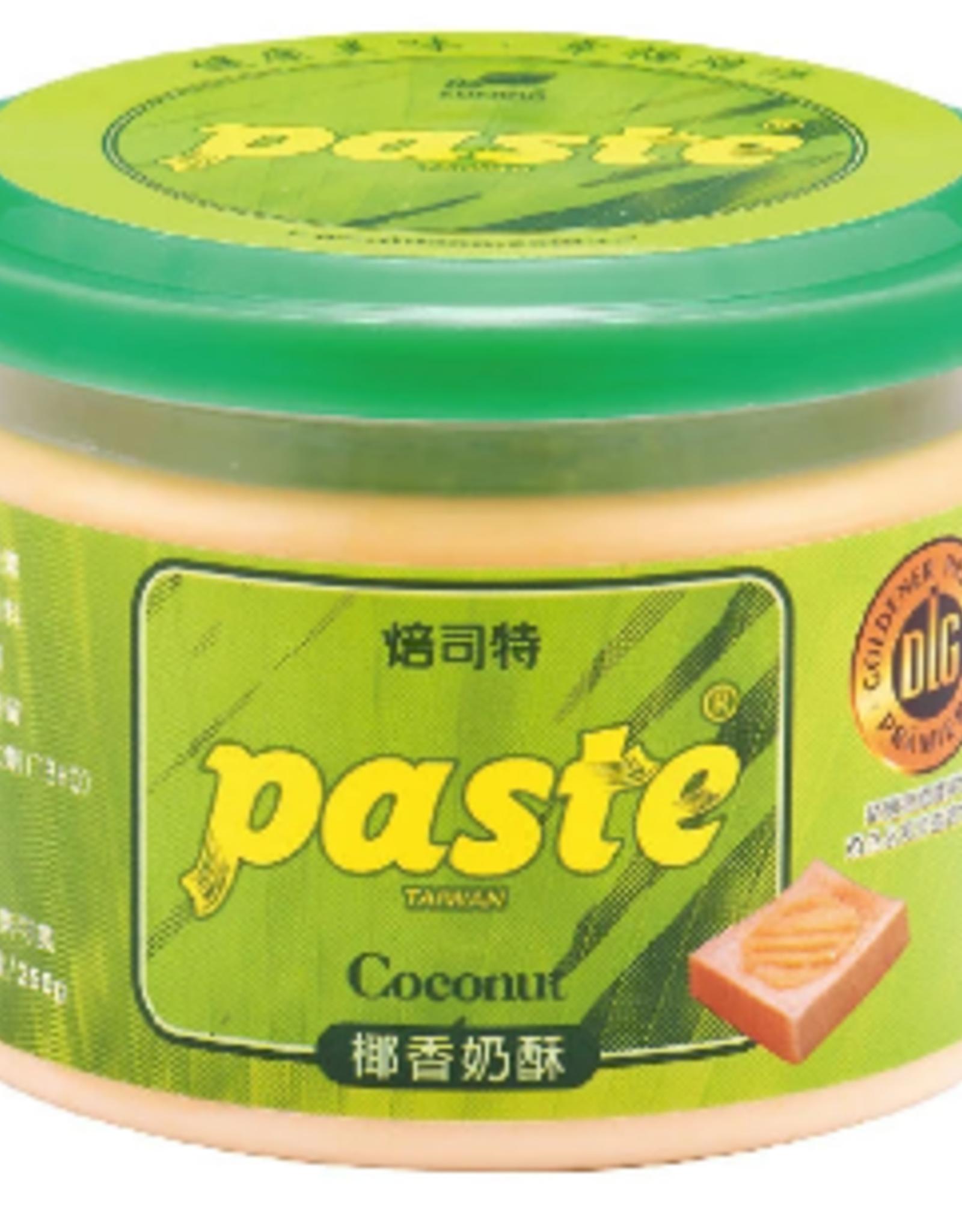 (UK) Vegan Coconut Paste*(焙司特) 椰香奶酥抹醬