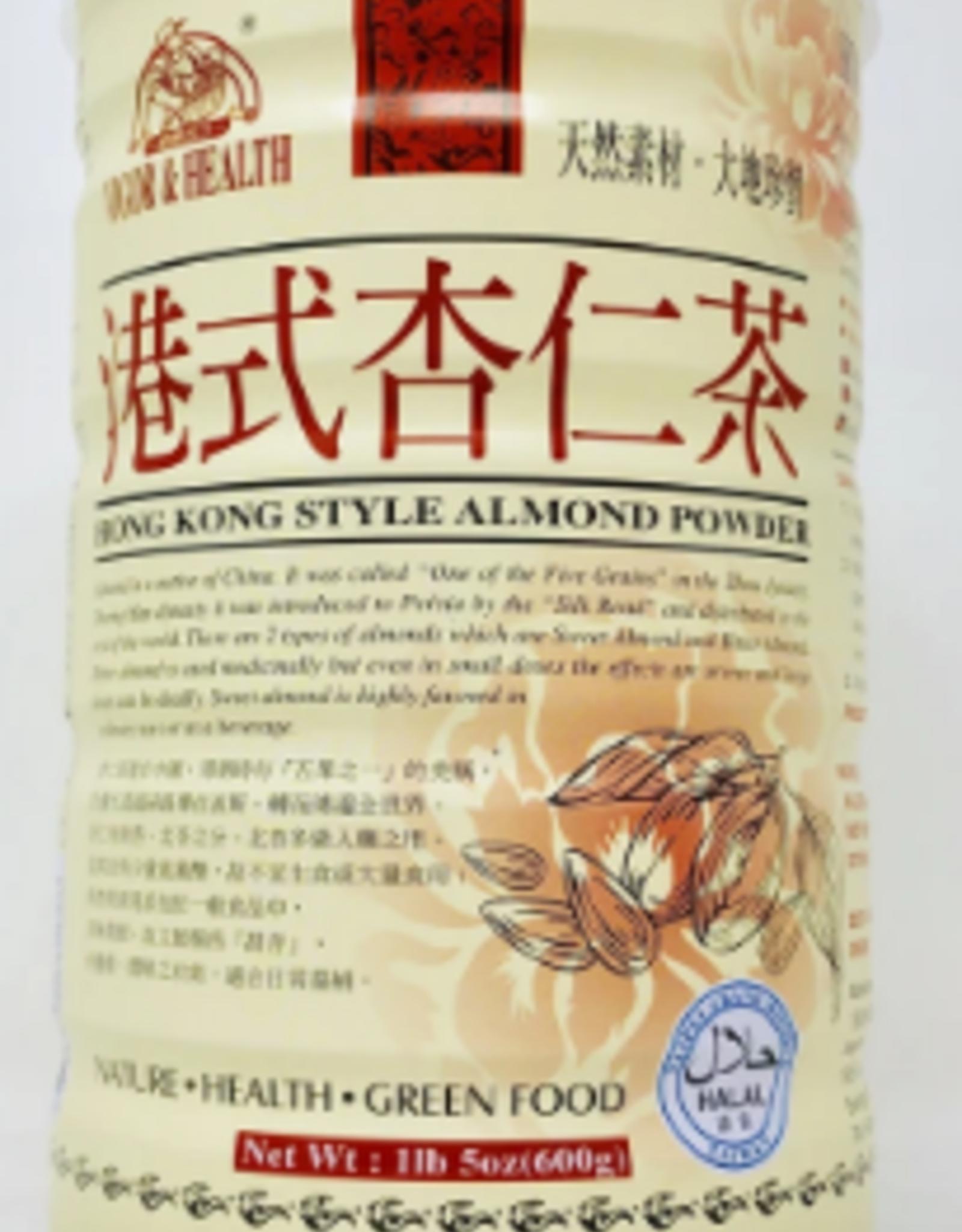 (UK) Vegan HK Style Almond Powder*(有機廚坊) 港式杏仁茶