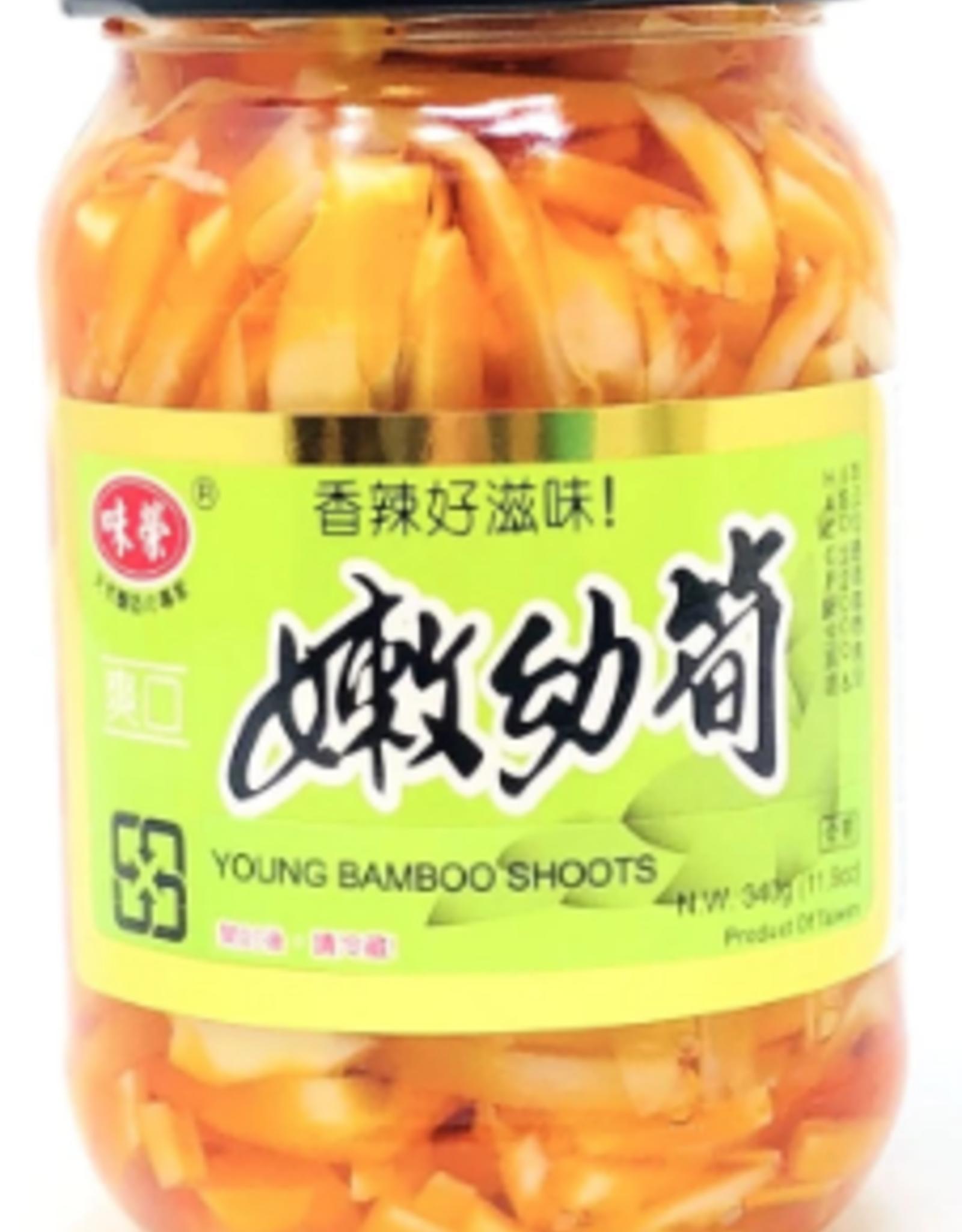 (UK) Vege SauceCo Young Bamboo Shoot*(味榮) 嫩幼筍