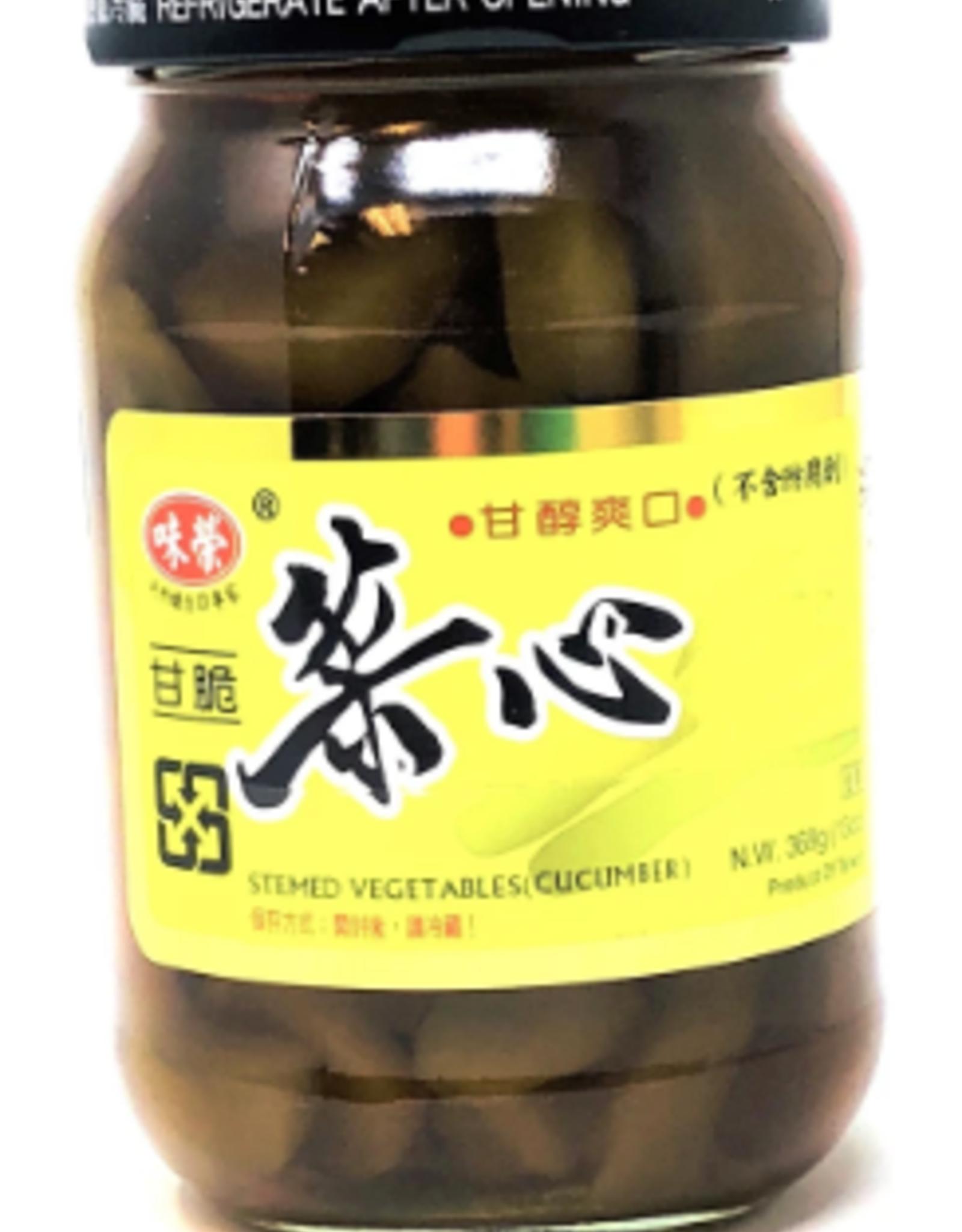 (UK) Vegan SauceCo Steam Cucumber*(味榮) 菜心