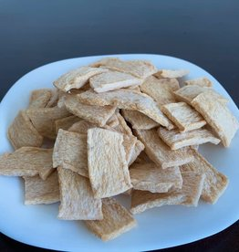 Stentorian * 新哲 (SI) Vegan Texture Soy Protein Vetex-600 N Slice (L)*(新哲) 素肉片 (薄)(L)