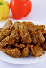 Ju Yuan Xiang * 桔緣香 (JYX) Vegan Mushroom Mutton*(桔緣香) 全素素羊肉 (香菇頭)