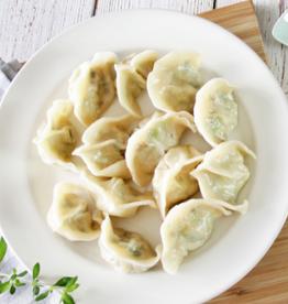 (BF) Vegan Dumplings*(北方) 手工水餃