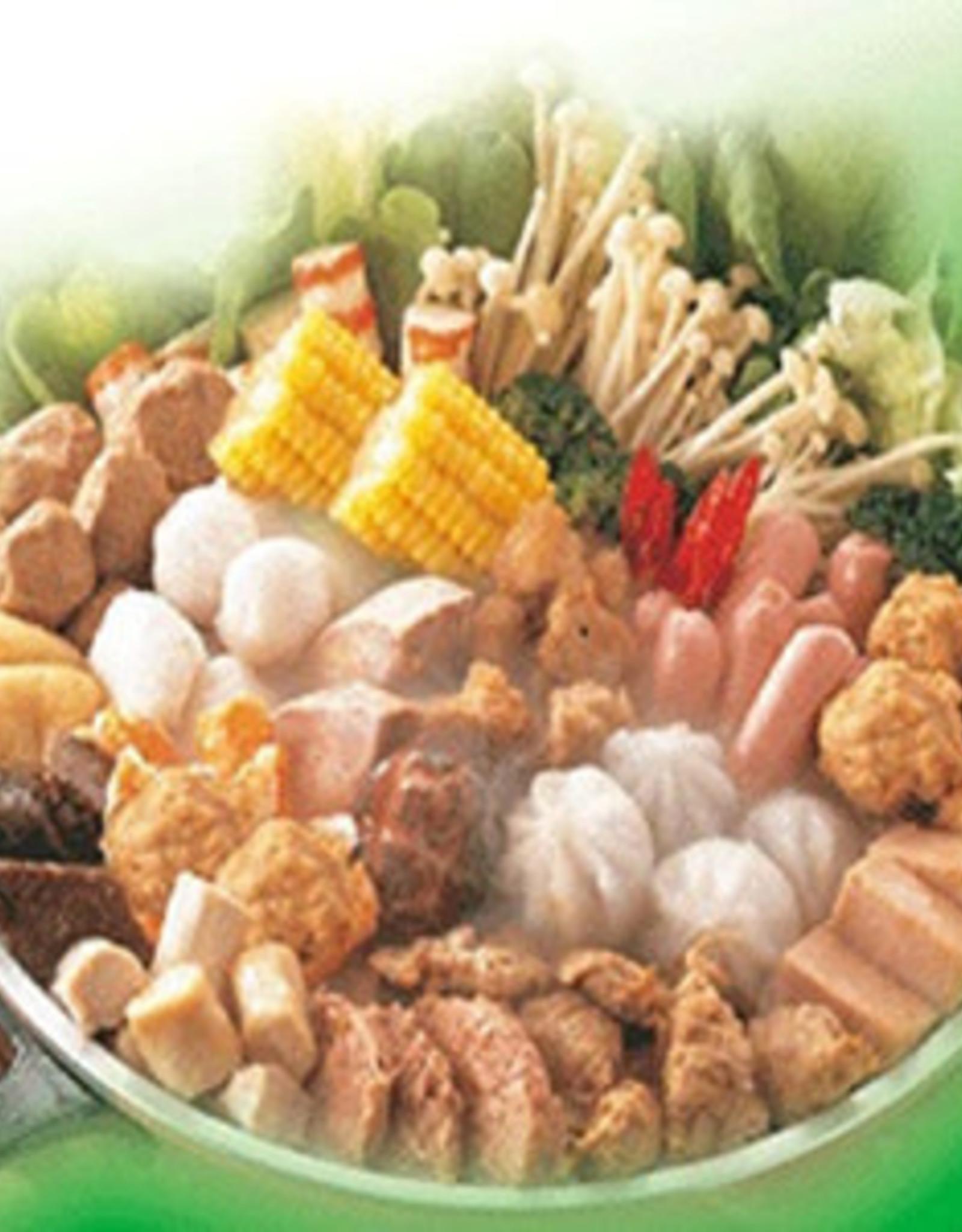 Vegefarm * 松珍 (VF) Vege Dr. Veggie Hot Pot*(松珍) 好頭彩火鍋料
