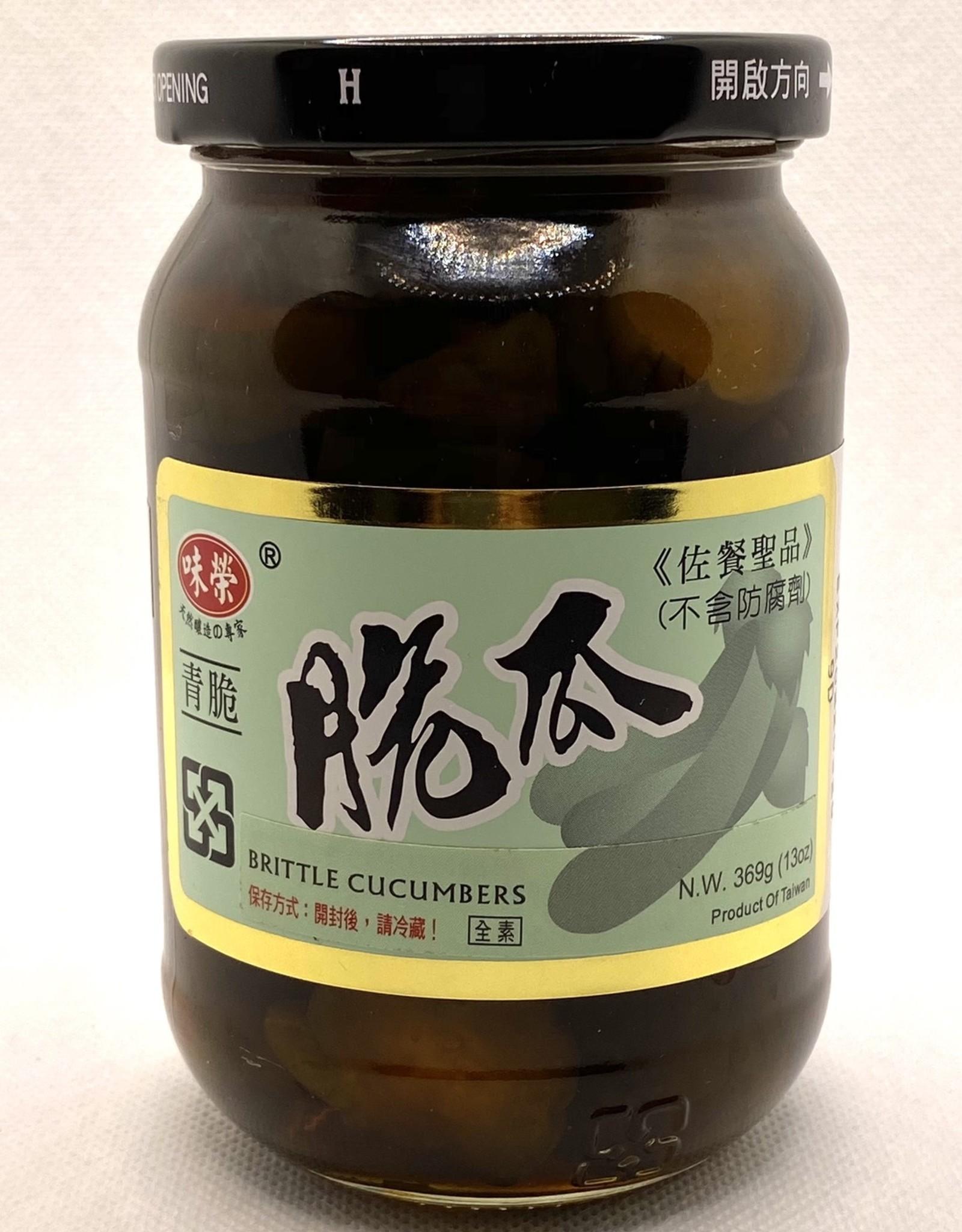 (UK) Brittle Cucumber*(味榮) 脆瓜